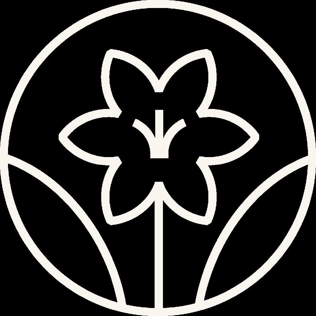 Logo flor la dolce fina