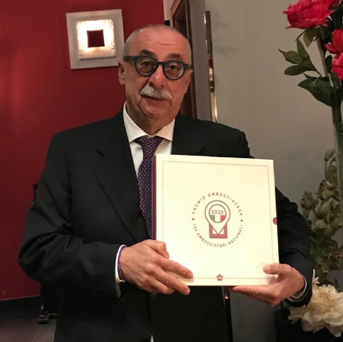 maestro dondoli con premio